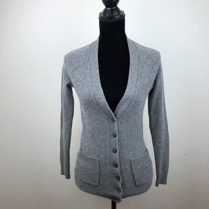 Wallace by Madewell button front cardigan